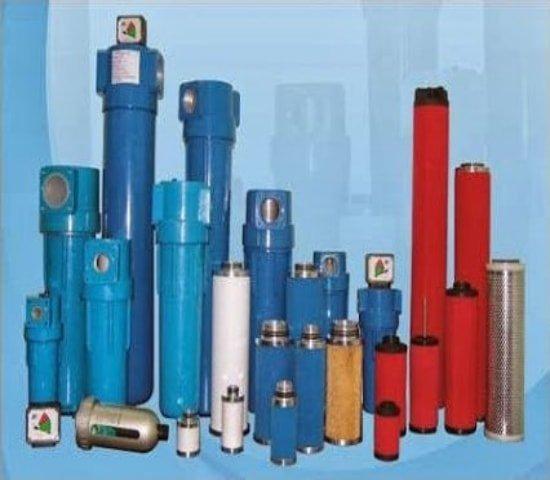 Bộ lọc tách nước đường ống