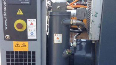 Máy nén khí trục vít cũ giá rẻ tại TPHCM