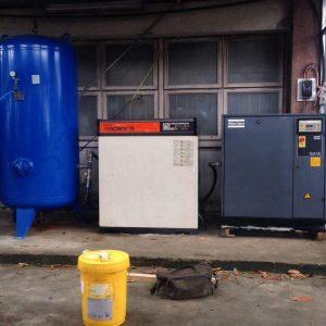 Bình chứa khí nén 300L;500L;700L.
