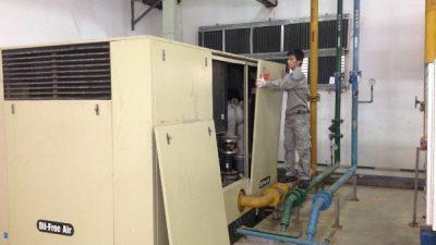 27 lỗi thường gặp khi sử dụng máy nén khí trục vít Hitachi và cách khắc phục