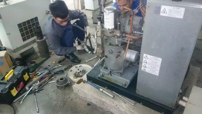 Các lỗi thường gặp khi vận hành máy nén khí và cách khắc phục