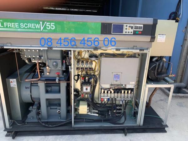 Hình ảnh máy nén khí thực tế